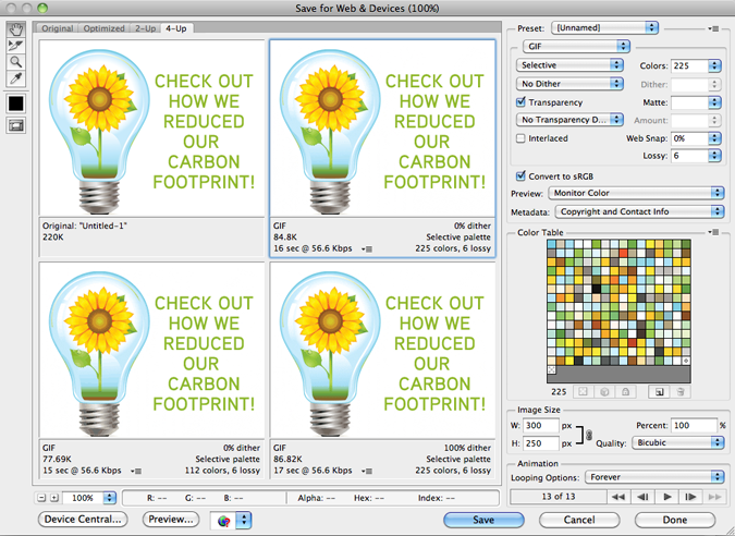 Creating Simple Yet Effective Animated GIFs in Photoshop
