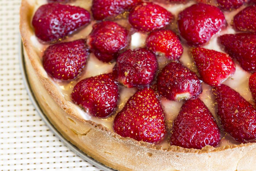 Strawberry Cream Cheese byKamelia Ilieva