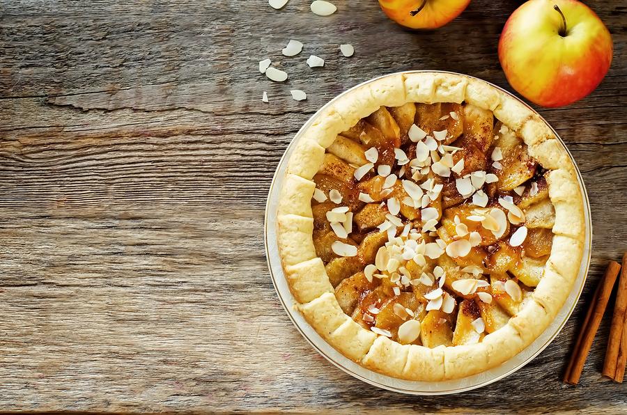 Apple Pie bynata_vkusidey