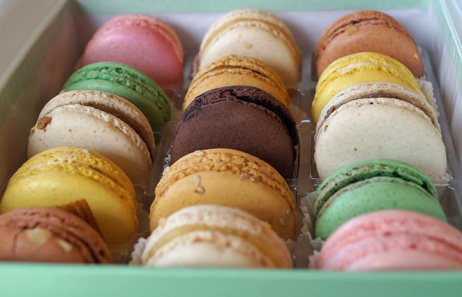 French Macarons    ThreeRivers11