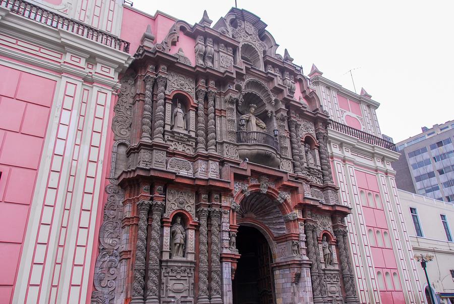 Basilica of Nuestra Señora de la Merced   demerzel21