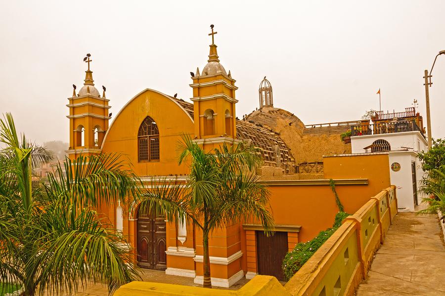 The Ermita Church in the Barranco District    wildnerdpix