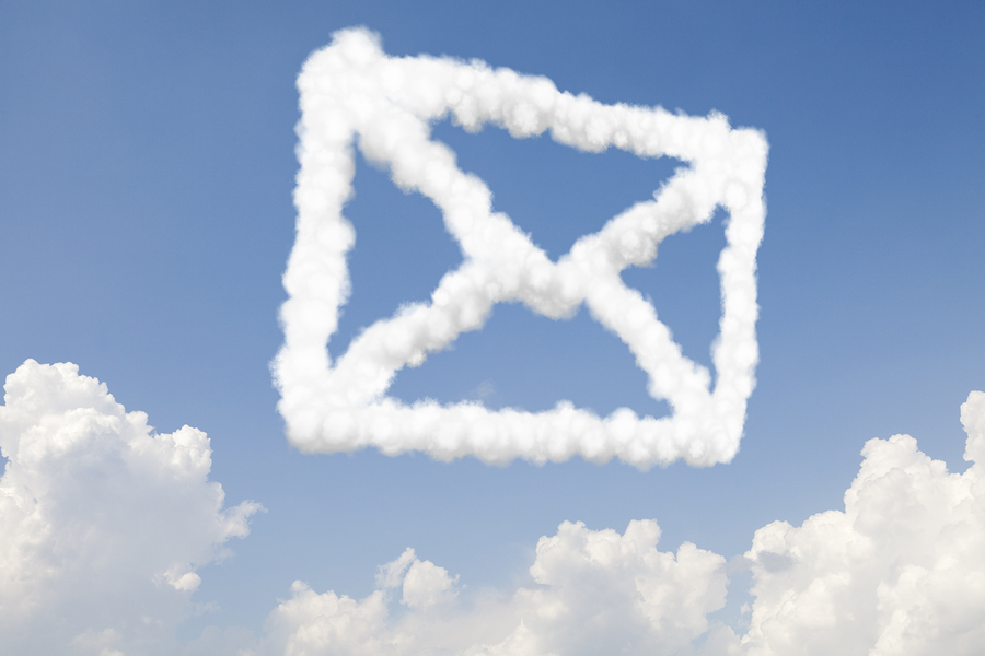 Email cloud image |  olechowski
