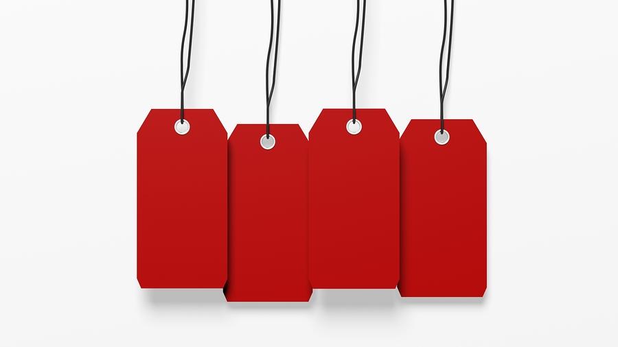 Red tags image |  viperagp