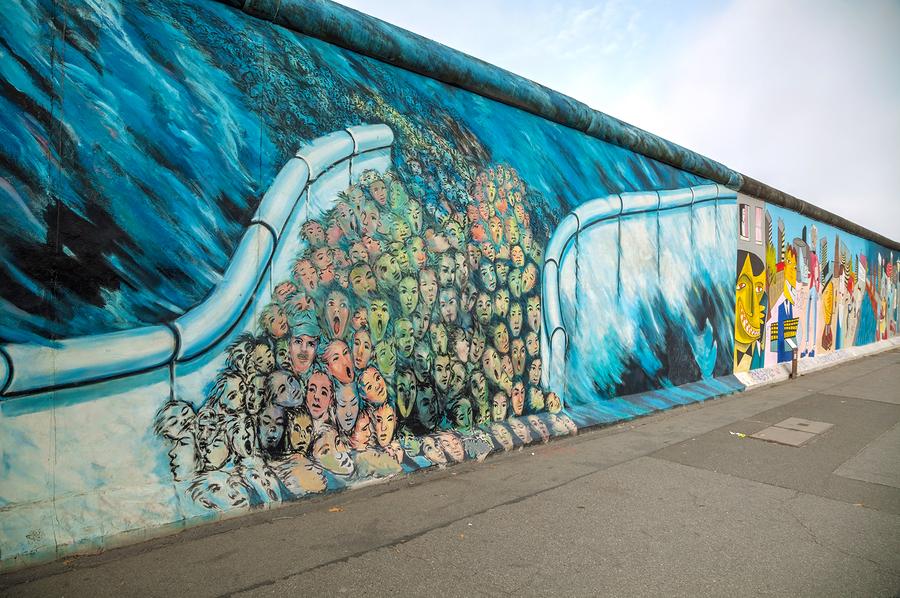 Berlin Wall by photo.ua