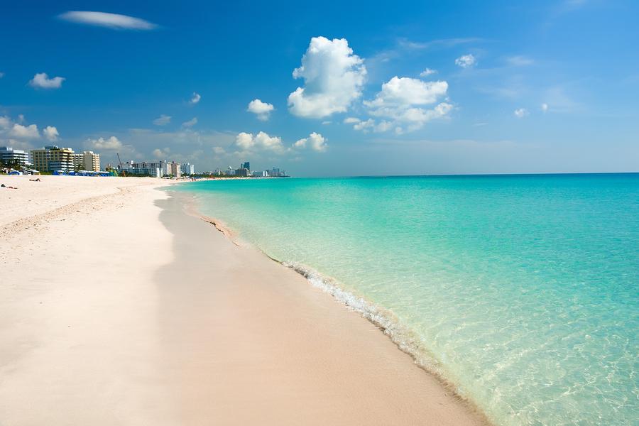 Image of Miami Beach by sborisov