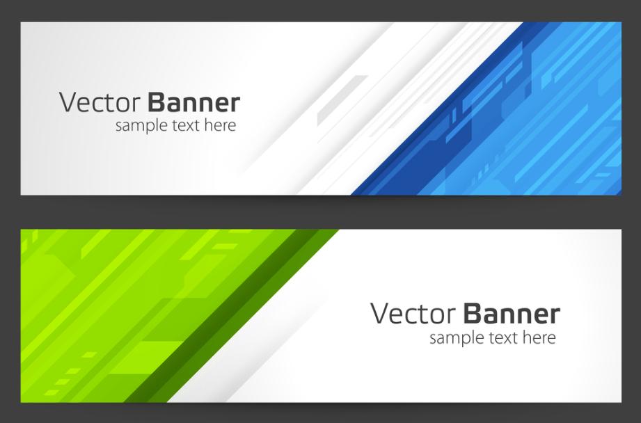 Vector banner image by VikaSuh .